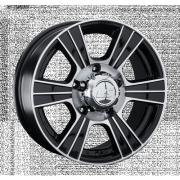 Литые диски LS Wheels LS160