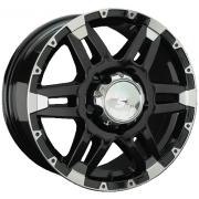 Литые диски LS Wheels LS212