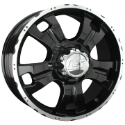 LS Wheels LS214 alloy wheels