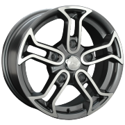 LS Wheels LS 217 alloy wheels