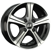 Литые диски LS Wheels LS202
