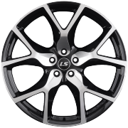 Кованые диски LS Wheels RC12