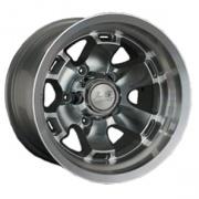 Литые диски LS Wheels T136D