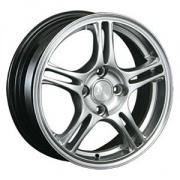 LS Wheels ZT392 alloy wheels