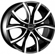 Mak Antibes alloy wheels