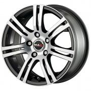 Mak Audace alloy wheels