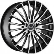 Mak Fatale alloy wheels