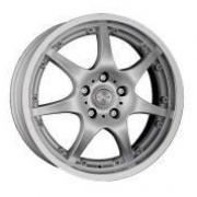 Mak Force alloy wheels