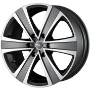Mak Fuoco 6 alloy wheels