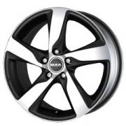 Mak G-Burg alloy wheels