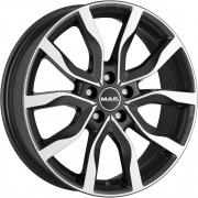Mak Highlands alloy wheels