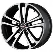 Mak Invidia alloy wheels