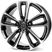 Mak Magma alloy wheels