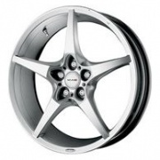 Mak Matrix5 alloy wheels