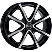 Mak Milano4 alloy wheels