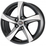 Mak Mistral alloy wheels