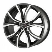 Mak Nitro alloy wheels