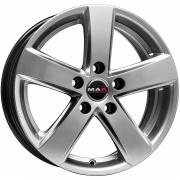 Mak Nova alloy wheels