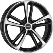 Mak Nurburg alloy wheels