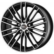 Mak Rapid alloy wheels