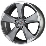 Mak Raptor5 alloy wheels