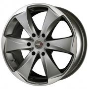 Mak Raptor6 alloy wheels