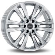Mak Safari alloy wheels