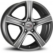 Mak Score alloy wheels