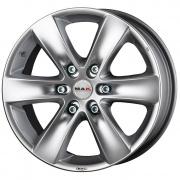 Mak Sierra alloy wheels