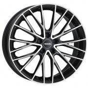 Mak Speciale-D alloy wheels
