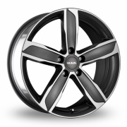 Mak Stadt alloy wheels