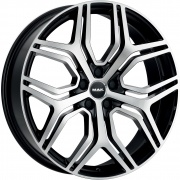 Mak Stardom alloy wheels