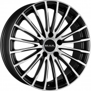Mak Starlight alloy wheels