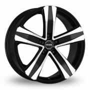 Mak Stone5 alloy wheels