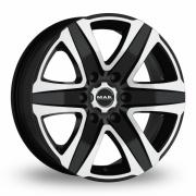 Mak Stone6 alloy wheels