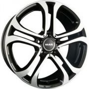 Mak Stuttgart alloy wheels
