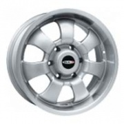 Mak T-Max alloy wheels