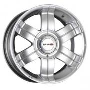 Mak Thrust alloy wheels