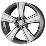 Mak Van5 alloy wheels