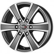 Mak Van6 alloy wheels