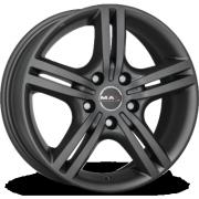 Mak Velocity alloy wheels
