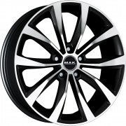 Mak Wolf alloy wheels