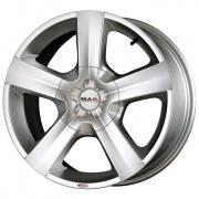Mak X-Force alloy wheels