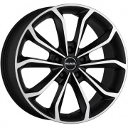 Mak Xenon alloy wheels