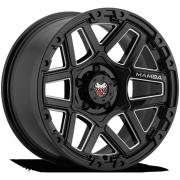 Mamba M23 alloy wheels