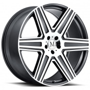 Mandrus Atlas alloy wheels