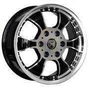 Marcello MK-P01 alloy wheels