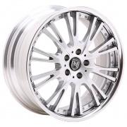 Marcello MT-05 alloy wheels