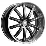 Marcello MT-07 alloy wheels