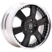 Marcello MT-08 alloy wheels